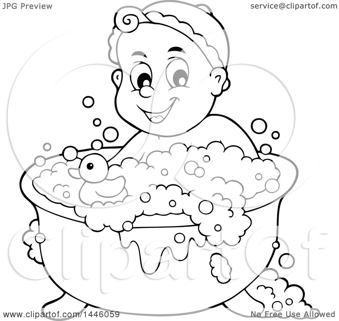 Bath Sponge Clipart Black And White Christmas |  Betxcf.merrychristmas2020.info