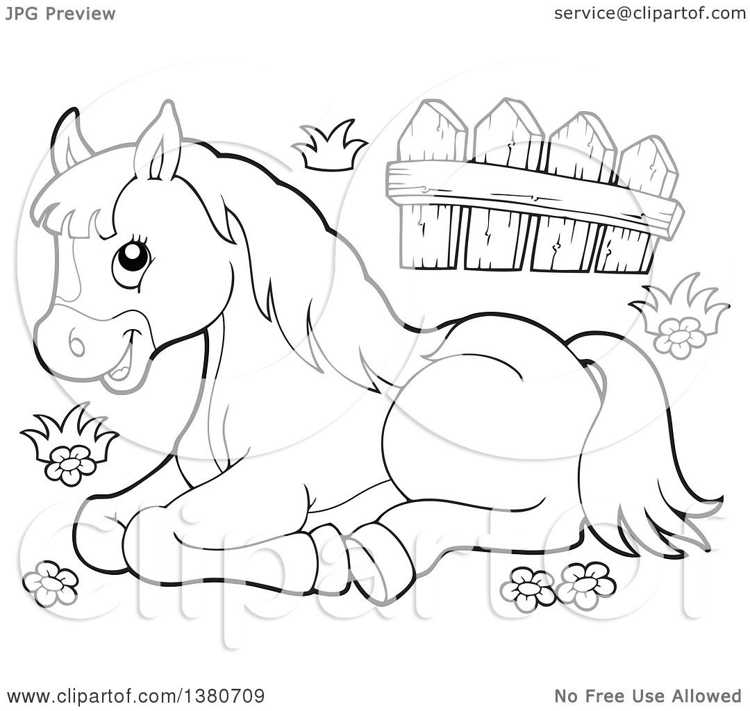 resting coloring pages - photo#16