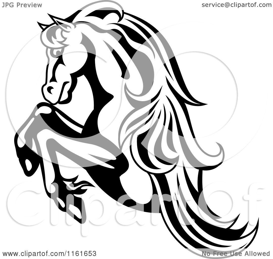 horse lovers clip art - photo #35