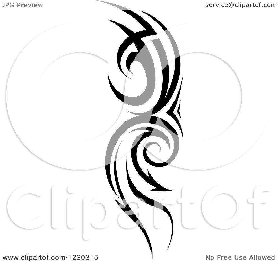tribal tattoo patterns black and white. Black Bedroom Furniture Sets. Home Design Ideas