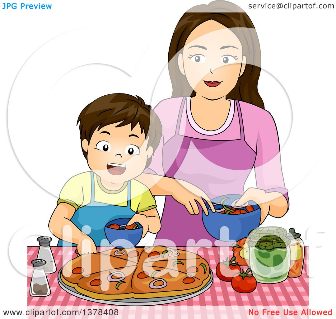 Making Pizza Dough Stock Illustrations, Images & Vectors | Shutterstock