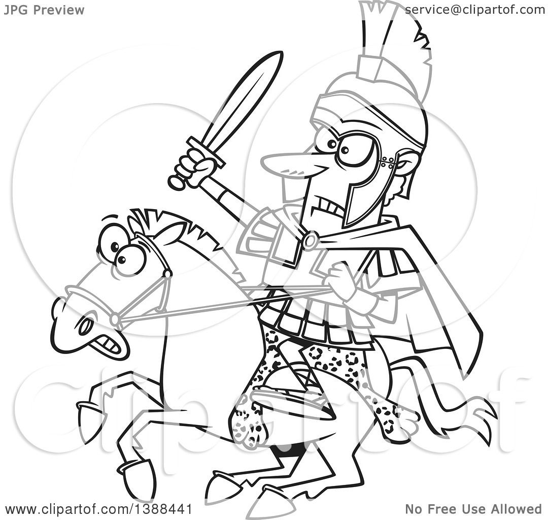 alexander the great coloring pages - photo#10