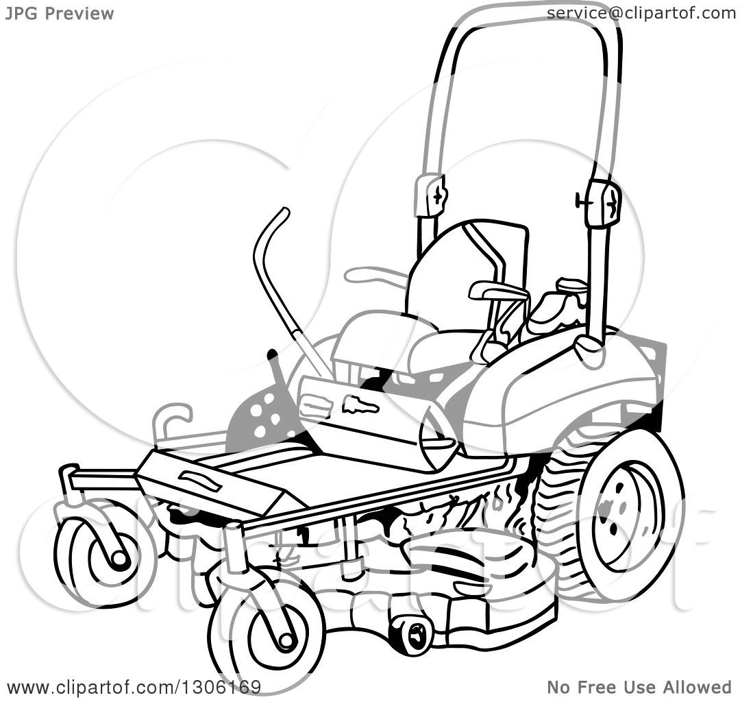 Cartoon Black And White Ride On Lawn Mower 1306169 together with 20 Hp Kohler Engine Wiring Diagram in addition John Deere La115 Mower Deck Diagram also Snapper 301011be Rear Engine Rider Series Parts C 207777 207778 211527 furthermore Scag Mower Engine Diagram. on john deere riding lawn mowers