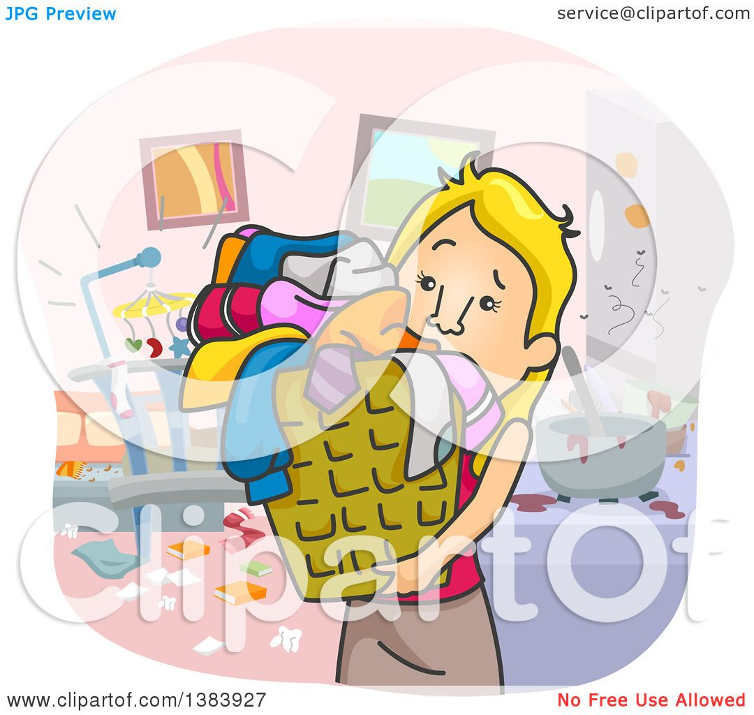 messy house clipart - photo #32