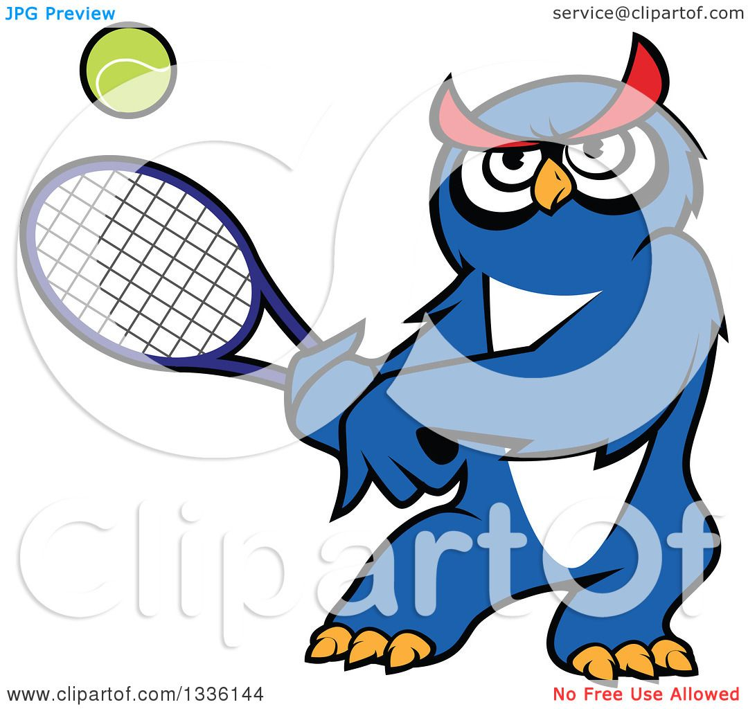 Tennis Owl