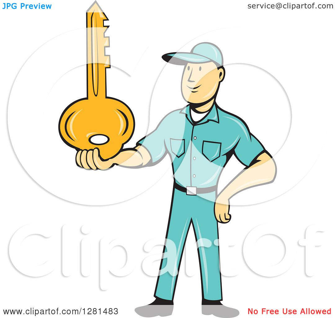 Clipart Locksmith ✓ All About Clipart
