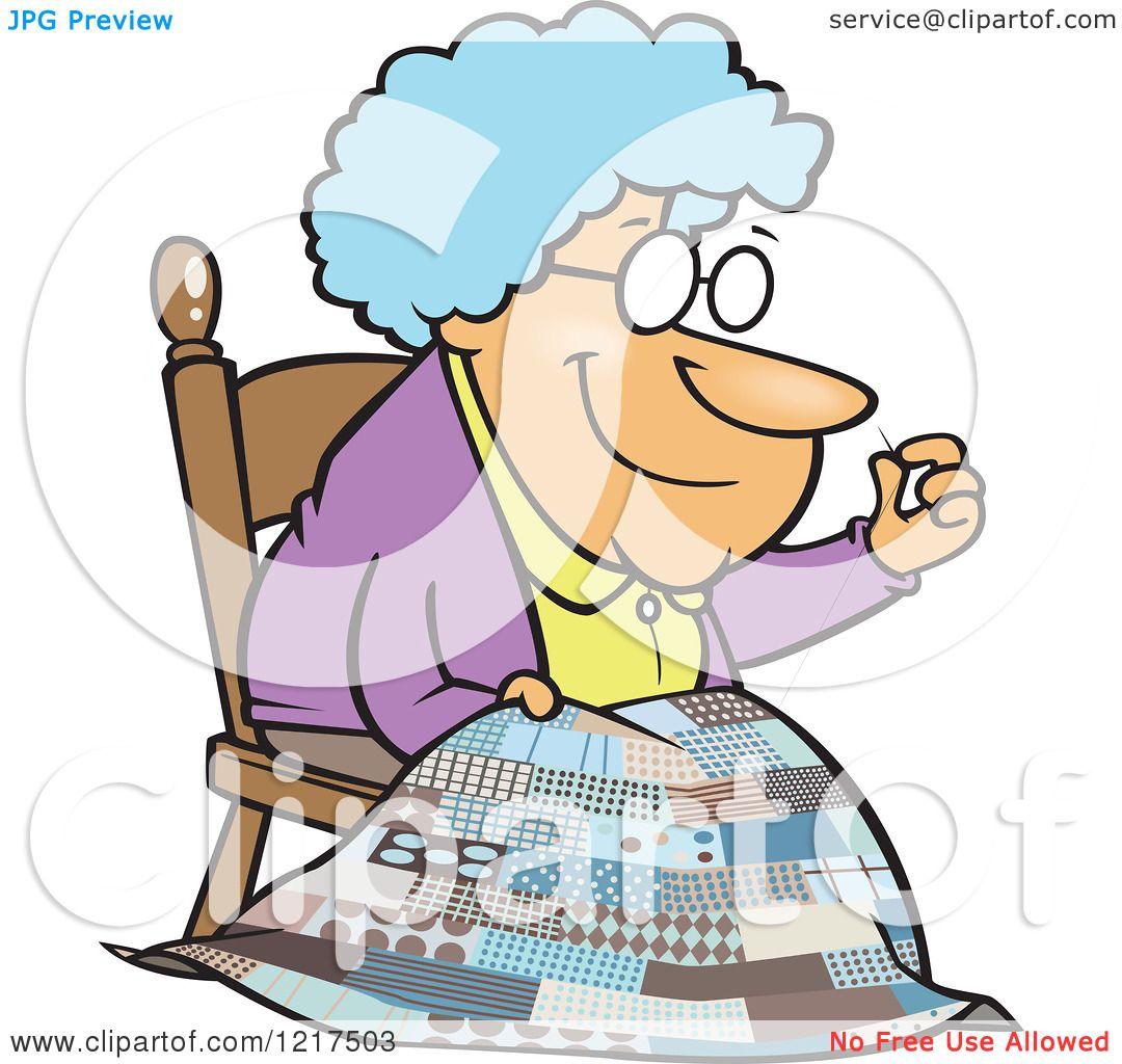 Cartoon grannies