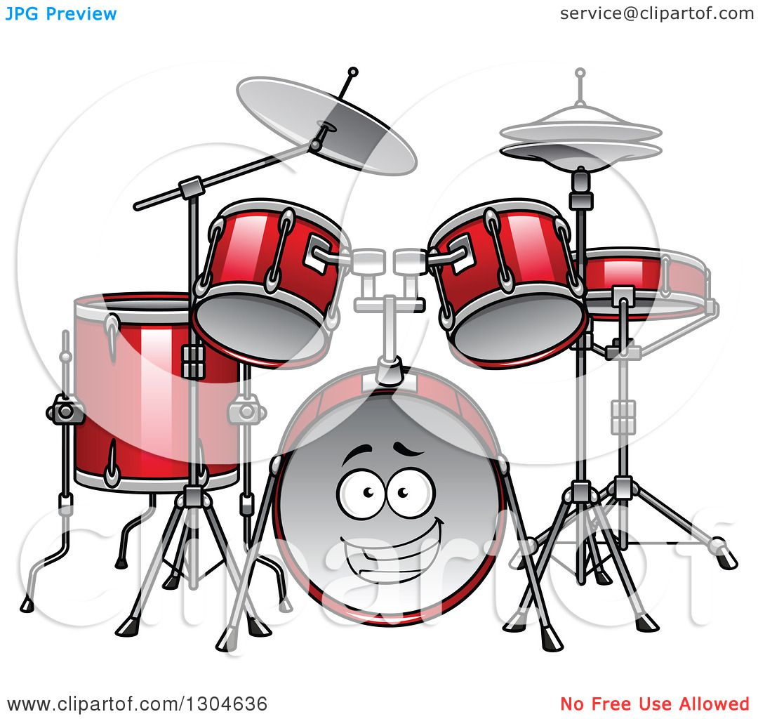 Red Drum Clipart
