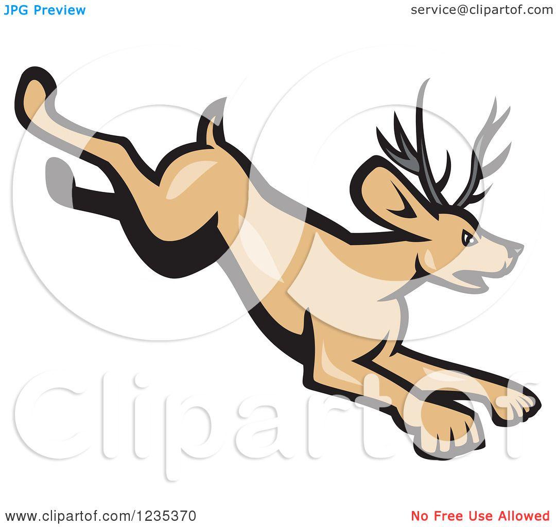 Clipart of a Cartoon R...