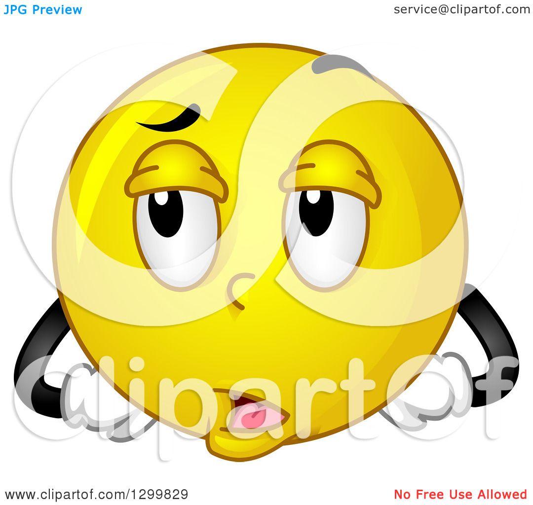 royalty free rf sarcastic clipart illustrations vector graphics 1 rh clipartof com Animated Smiley Face Clip Art Winking Smiley Face Clip Art