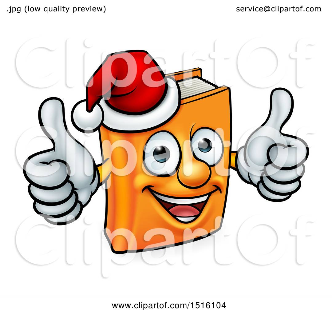 clipart of a christmas story book character mascot giving two thumbs rh clipartof com two thumbs up clipart free 2 thumbs up clipart