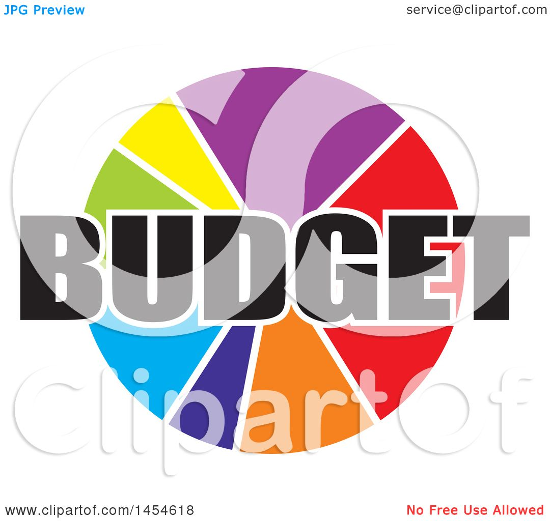 Clipart of a colorful budget pie chart royalty free vector clipart of a colorful budget pie chart royalty free vector illustration by johnny sajem nvjuhfo Image collections