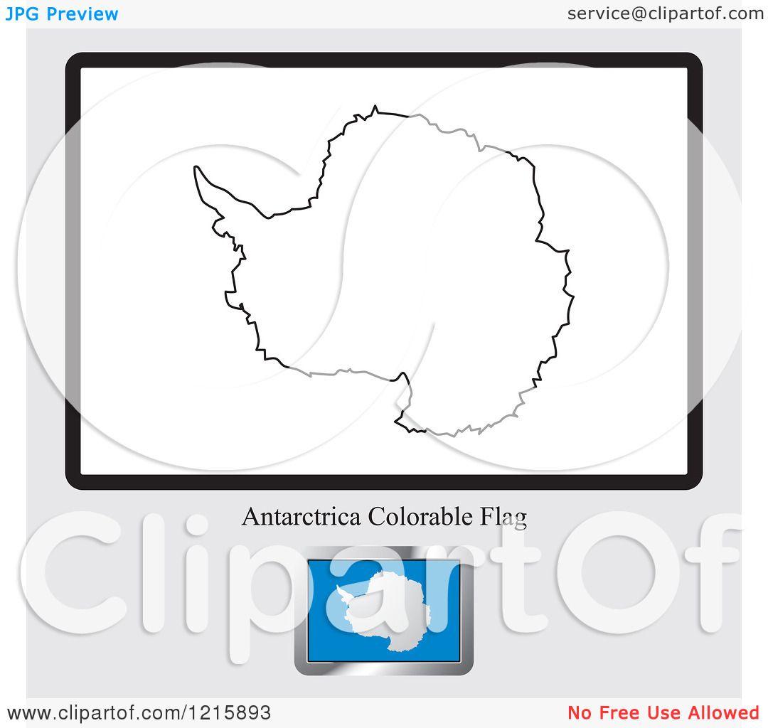 Clip Art Antarctica Coloring Pages antarctica coloring pages futpal com clipart of a page and sample for an flag
