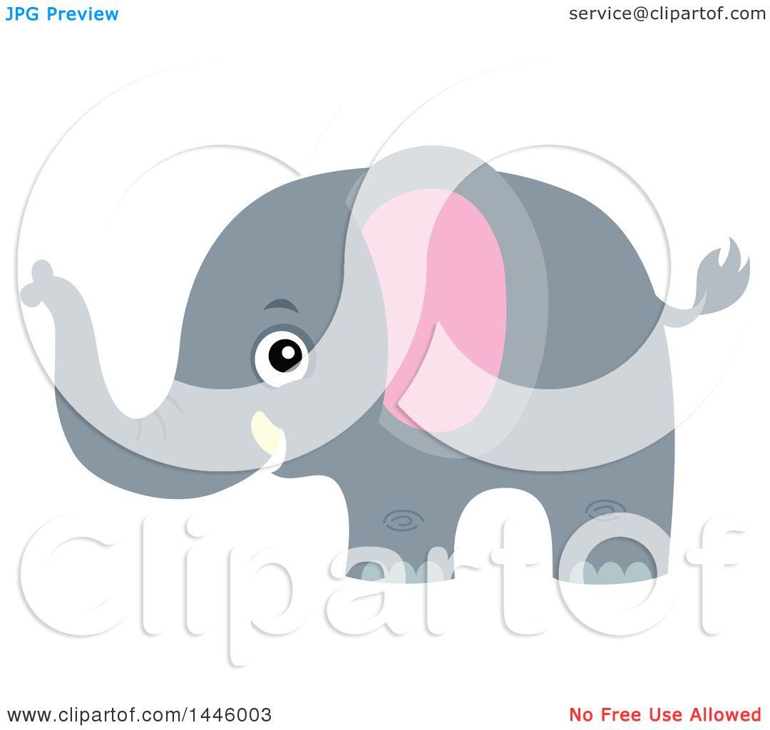gray elephant free clip art - photo #37