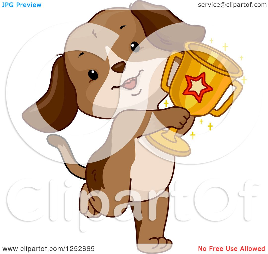 Cute Dog Coloring Pages #5