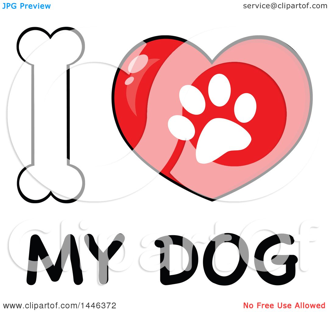 clipart of a dog bone letter i and heart shaped paw print tattoo clipart black and white tattoo clipart black and white
