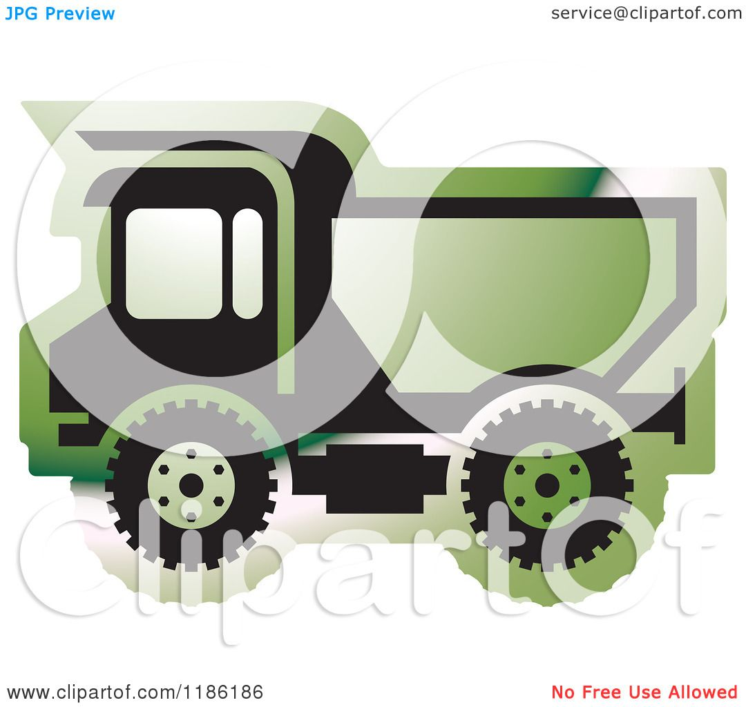 Gold Mine Entrance Clip Art Clipart of a green mining dump