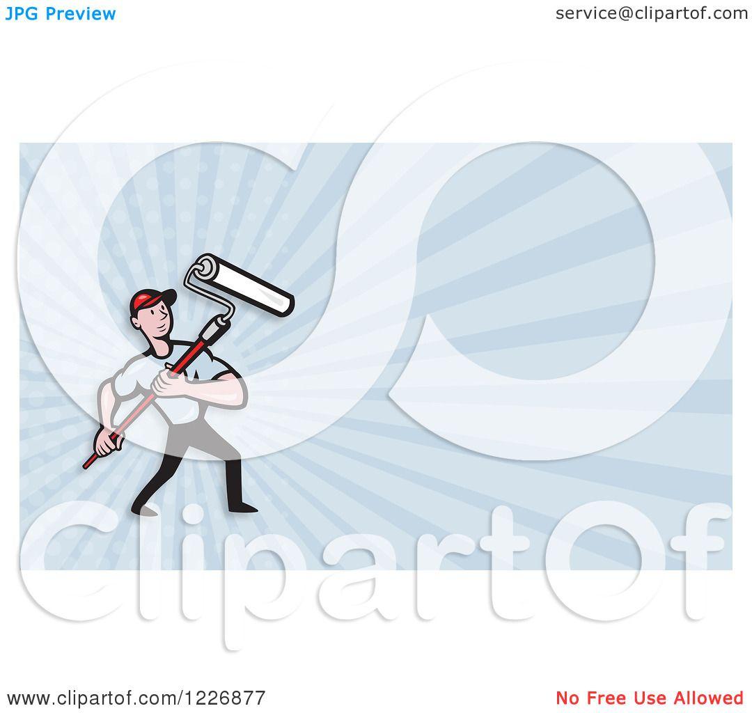 Handyman Business Card Clipart