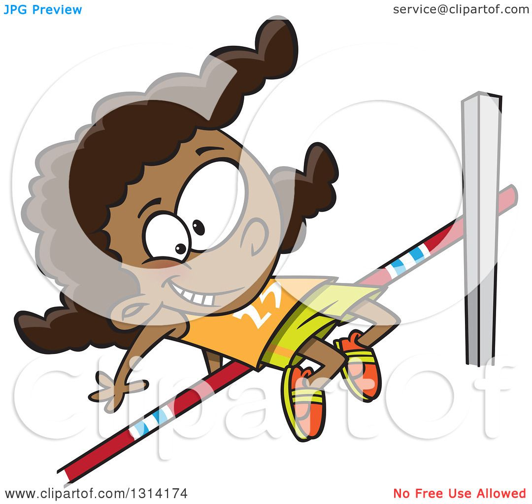 high jump clipart - photo #28