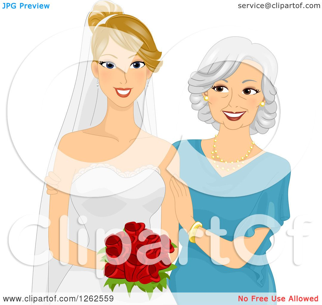 mother of the bride clipart - photo #5