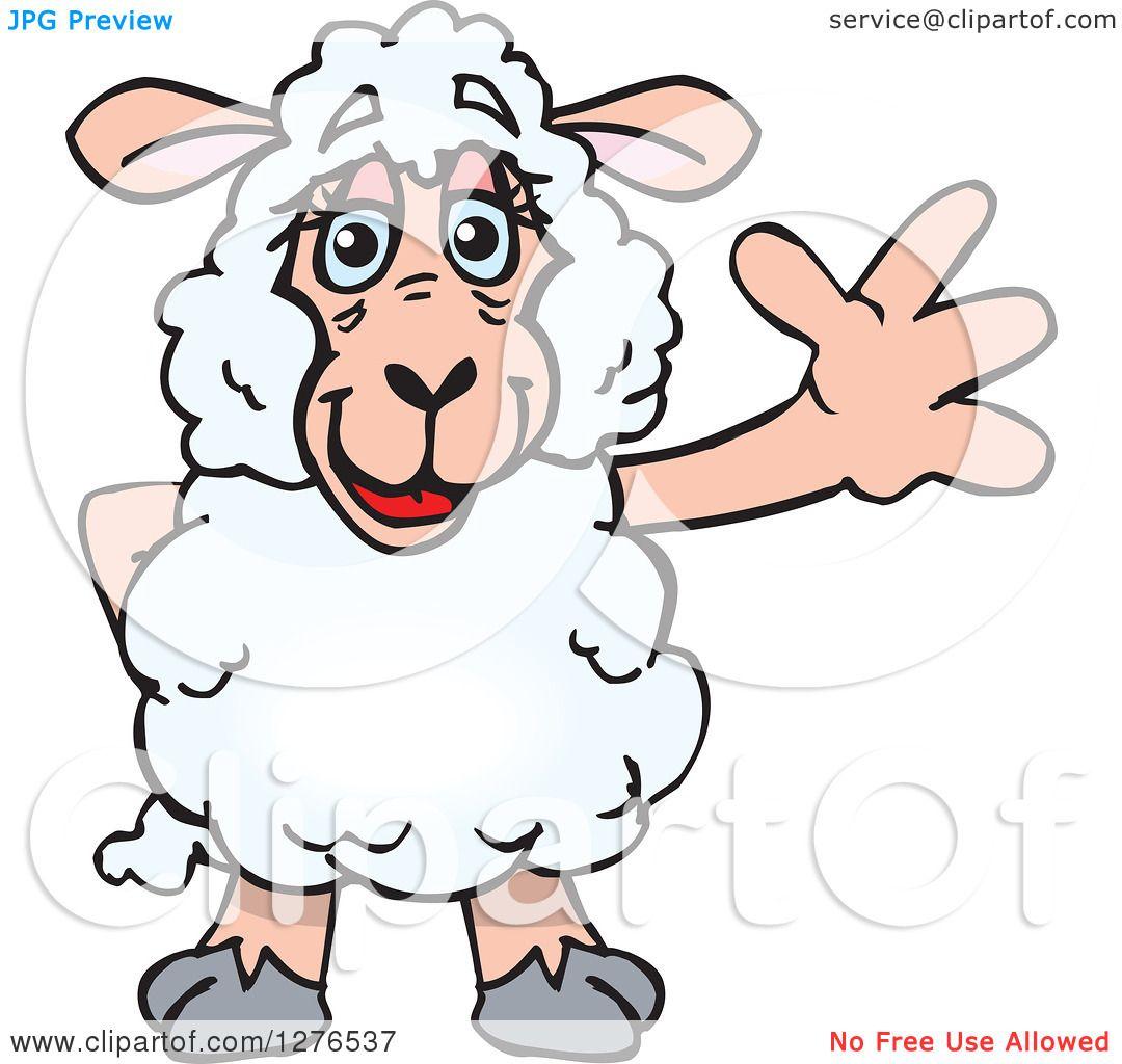 Geburtstagsplaner Happy Sheep Leporello Falzung