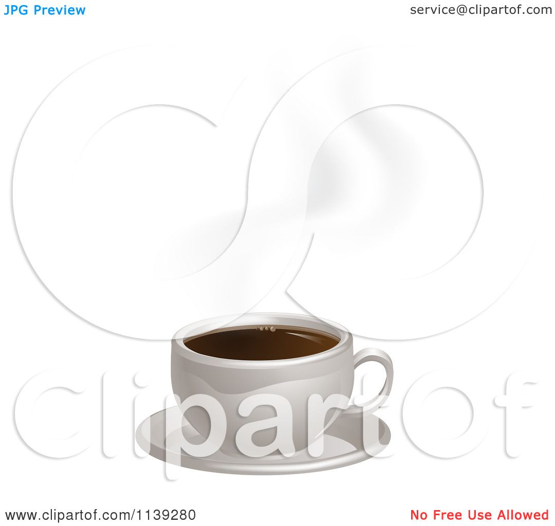 Steam coffee cup - 291
