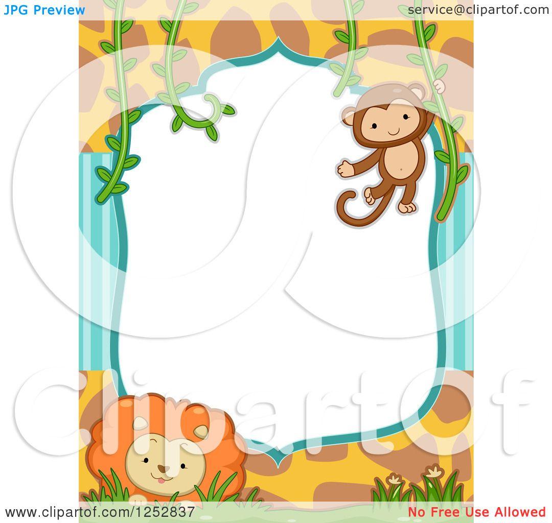 jungle print clip art - photo #9