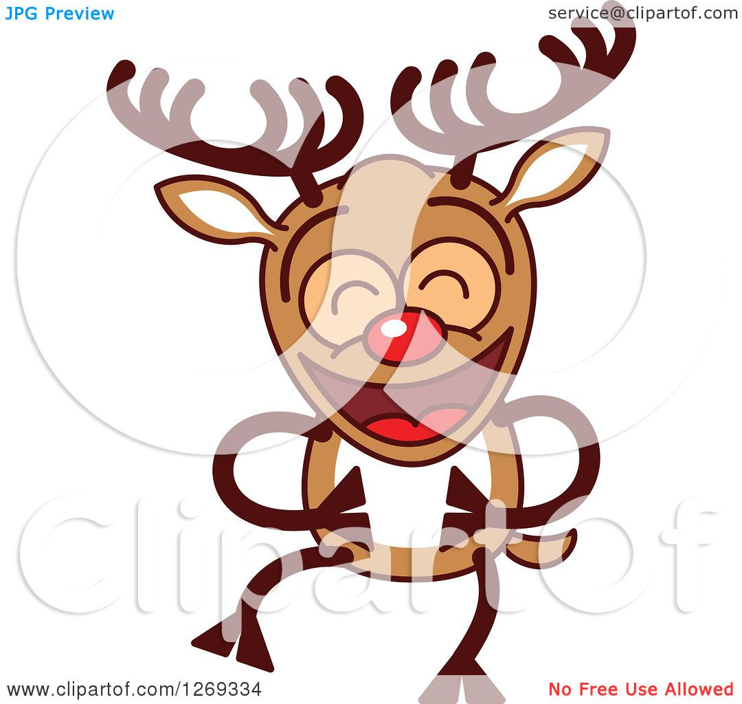 List of Synonyms and Antonyms of the Word: Laughing Reindeer - photo#28