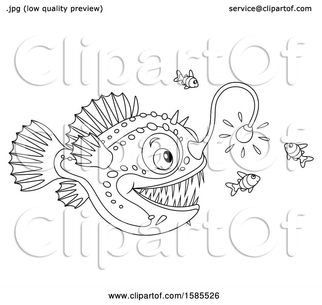 Dorable Angler Fish Anatomy Image - Human Anatomy Images ...
