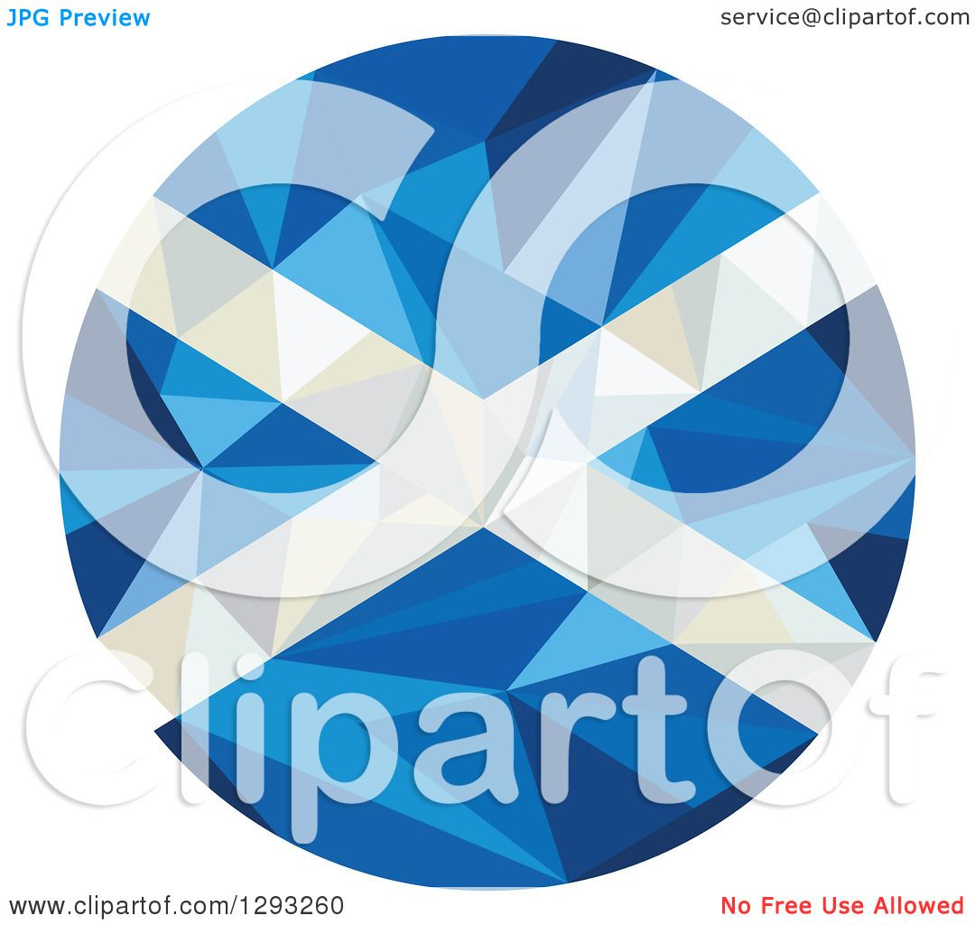 royalty free rf clipart of scottish flags illustrations vector