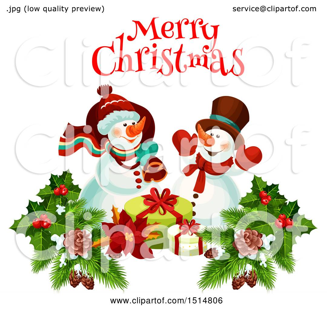 Christmas Greeting Clipart Images Greetings Card Design Simple
