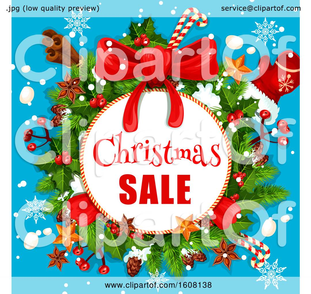 Free Merry Christmas Greeting Clipart Reviewwalls