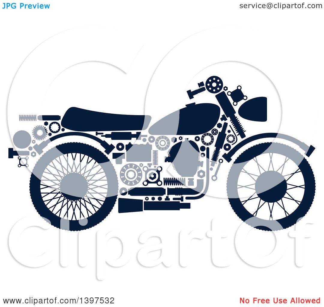 Mechanical Parts Clip Art
