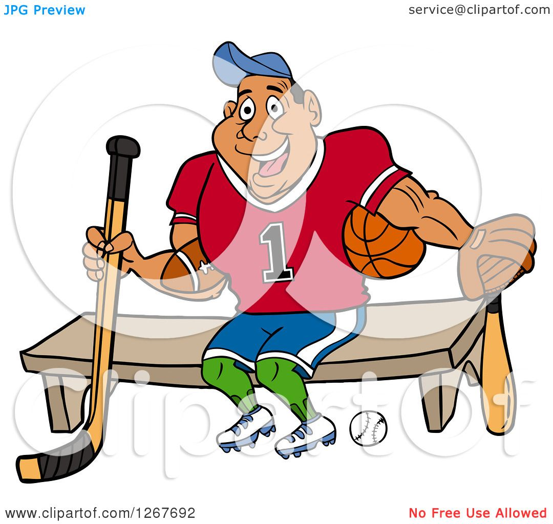 free clipart of sports equipment - photo #28