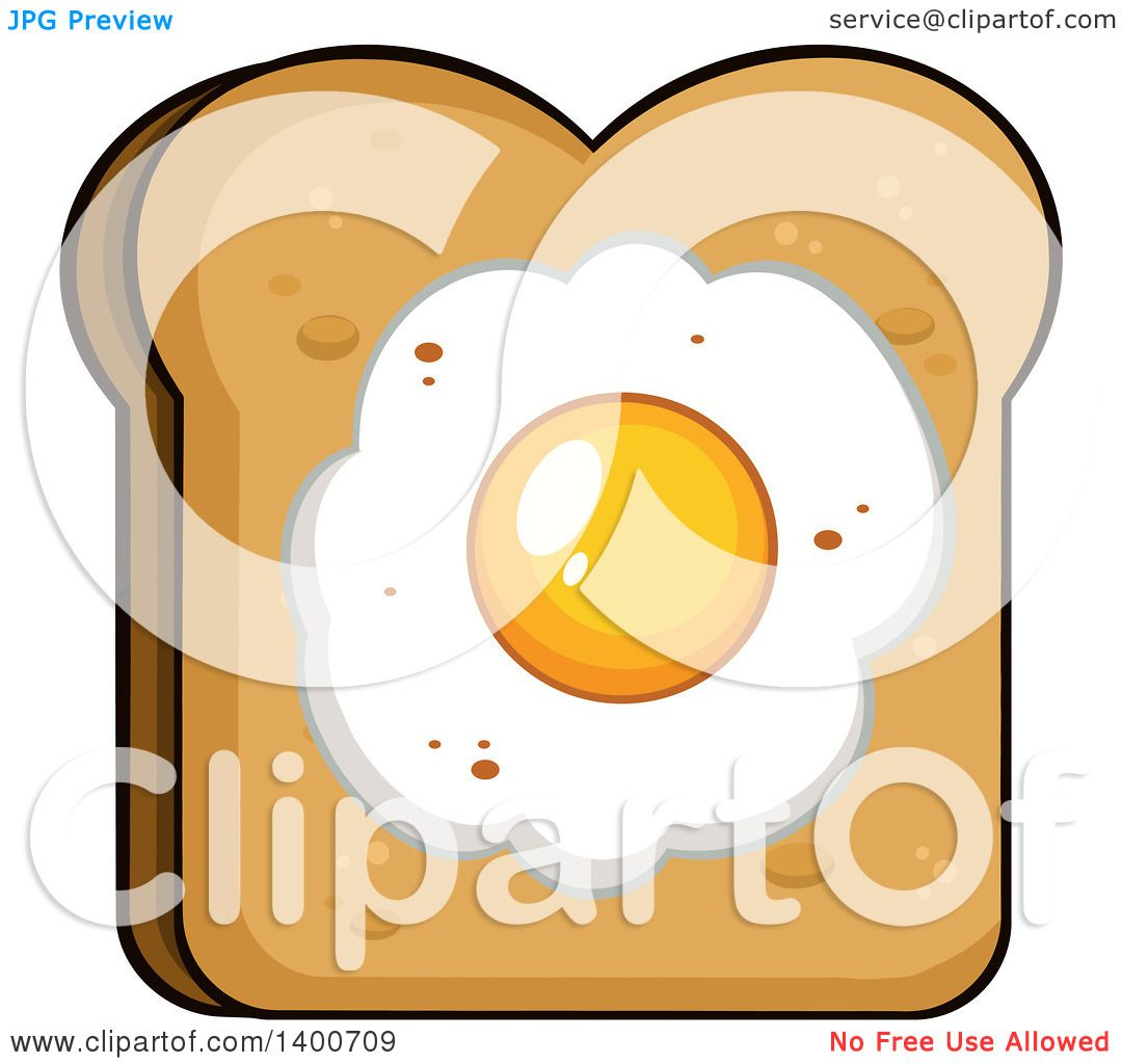 royalty free rf fried egg clipart illustrations vector graphics 1