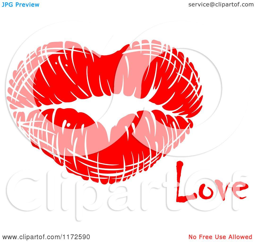 Red light clip art amp red light clip art clip art images clipartall - Clipart Images Clipart Lipstick Kiss Clipart Of A Red Lipstick Kiss And The Word Love