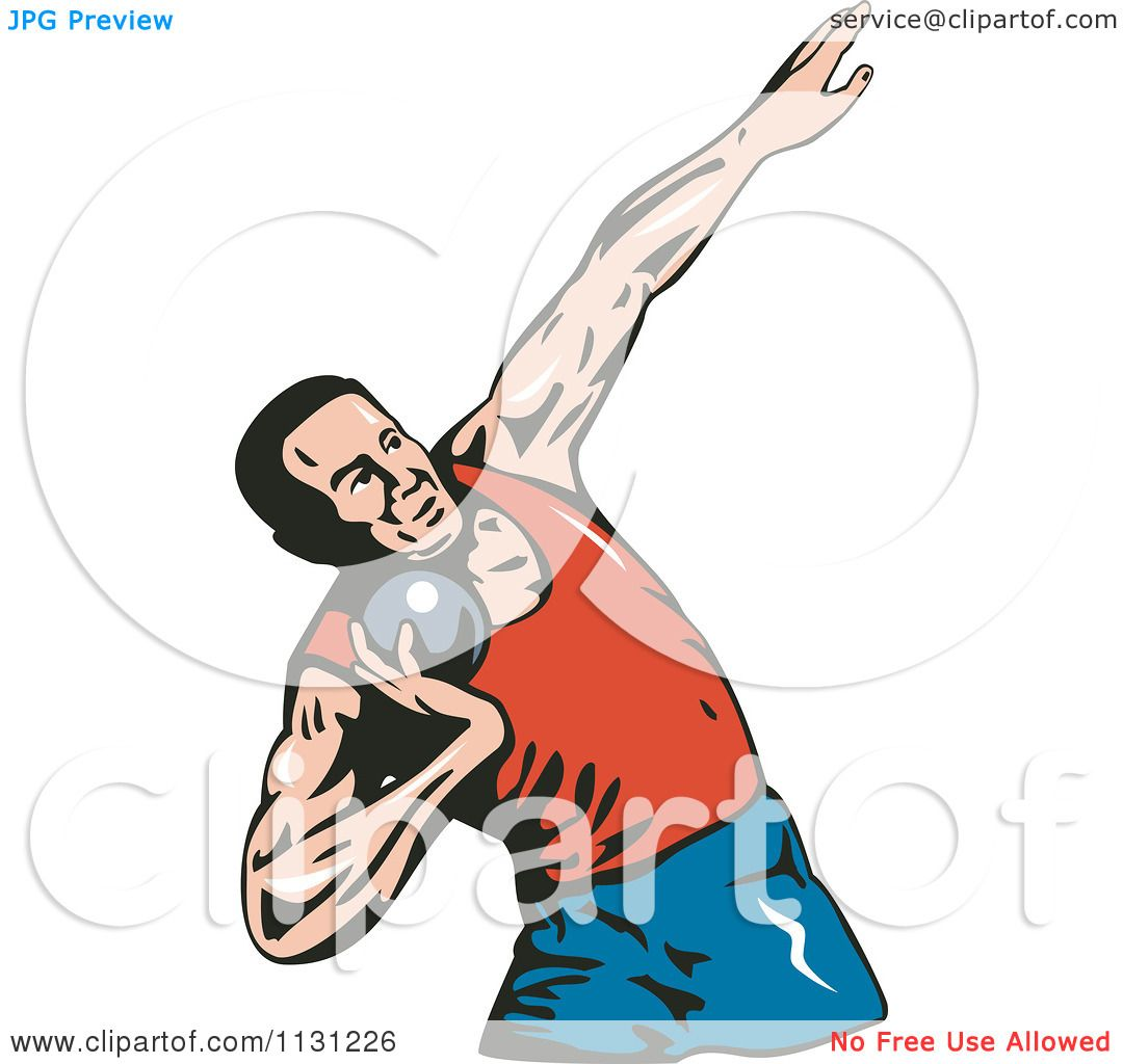 Shot Put Clip Art http://www.clipartof.com/portfolio/patrimonio/illustration/retro-male-shot-put-athlete-1131226.html