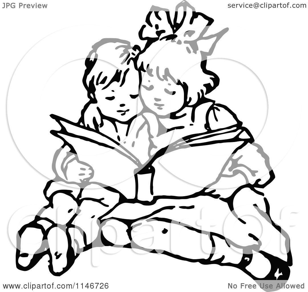 Brothers Clipart Black And White