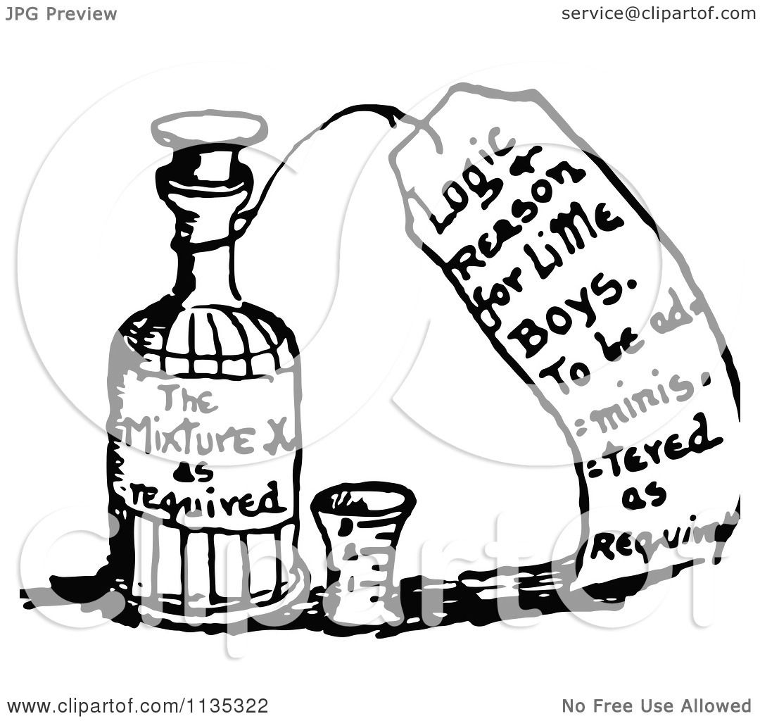 coloring pages medicine bottle - photo#22