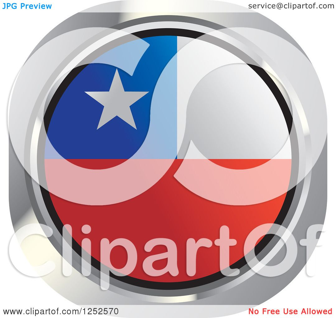 Chilean Flag Coloring Pages
