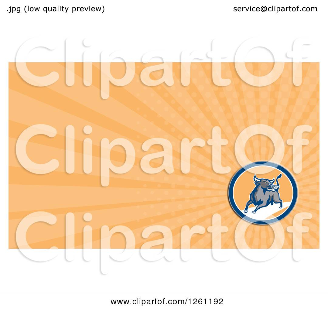 Business card clipart free clipart map of asia philippines clipart of a running bull background or business card design clipart of a running bull background colourmoves Images