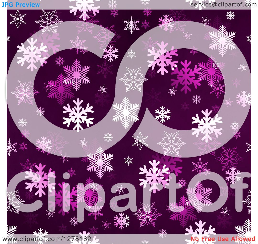 clipart of a seamless christmas background of white winter