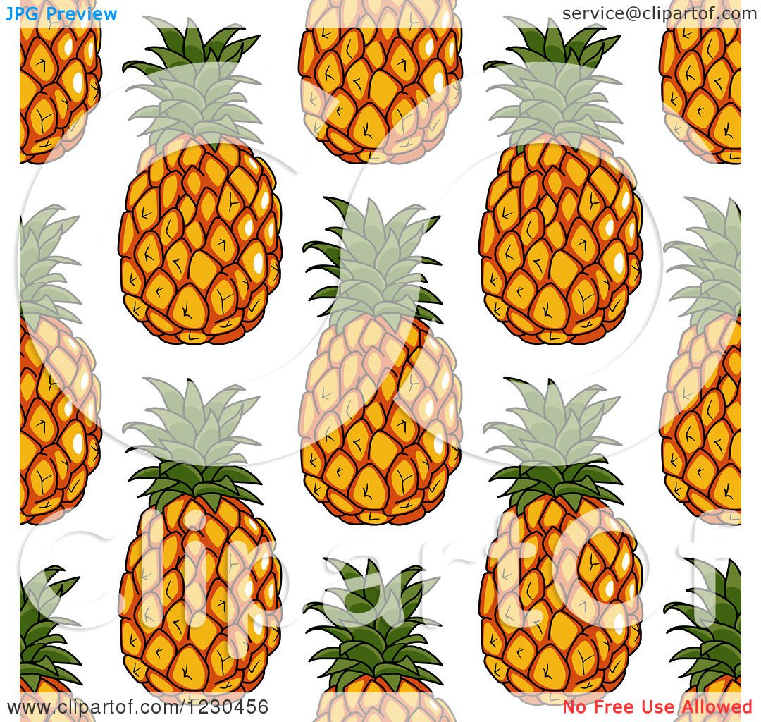 Best Wallpaper Macbook Pineapple - Clipart-Of-A-Seamless-Happy-Pineapple-Pattern-Background-2-Royalty-Free-Vector-Illustration-10241230456  2018_782213.jpg