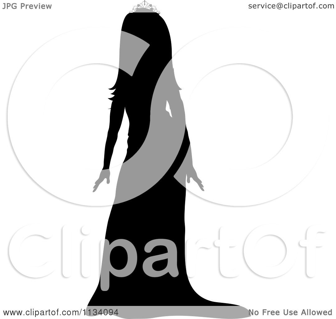 Pageant Winner - Royalty Free Vector Illustration by Pams Clipart