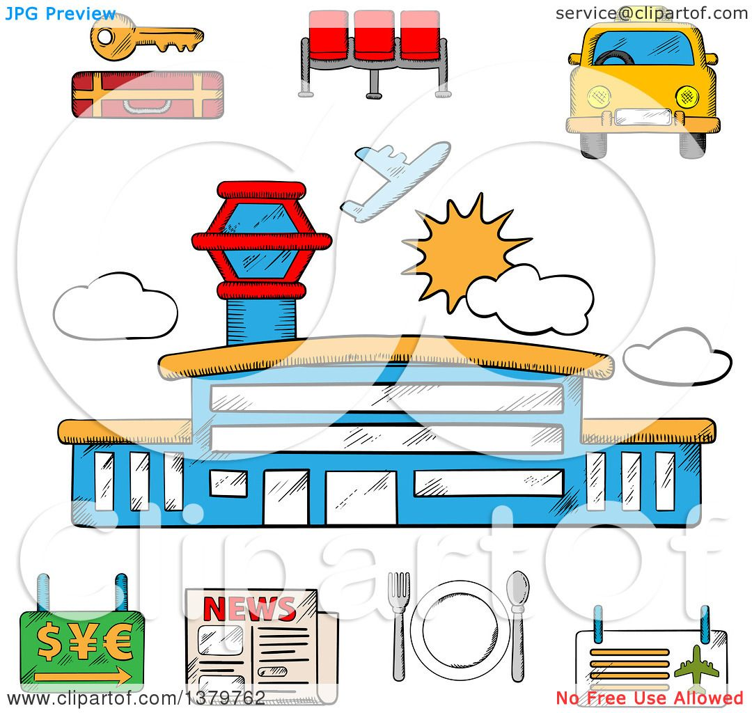 clipart airport - photo #38