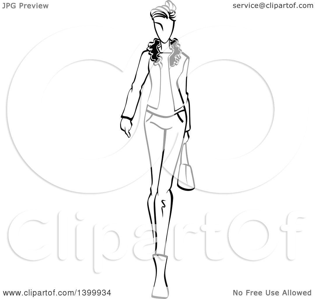 sketched model