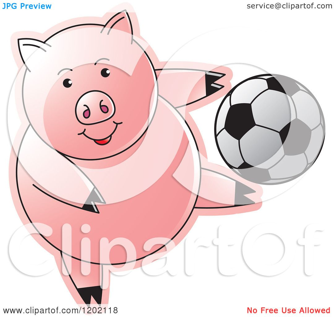 Pig cartoon royalty free stock vector art illustration male models - Free Stock Photo Illustration Of A Cartoon Pig With A