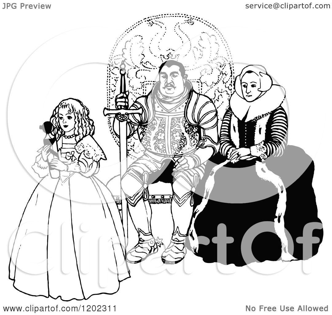 free clip art royal family - photo #37