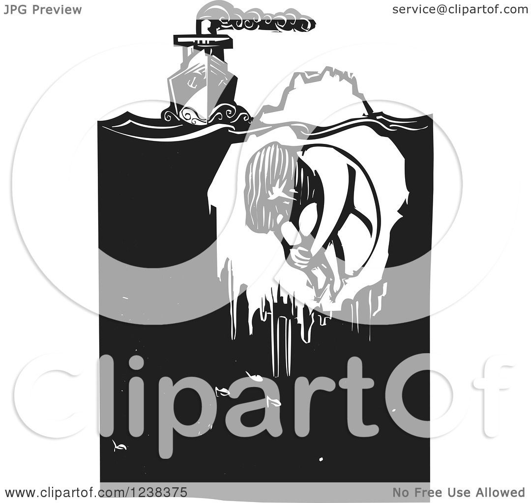 Frozen Sven Black And White Clipart