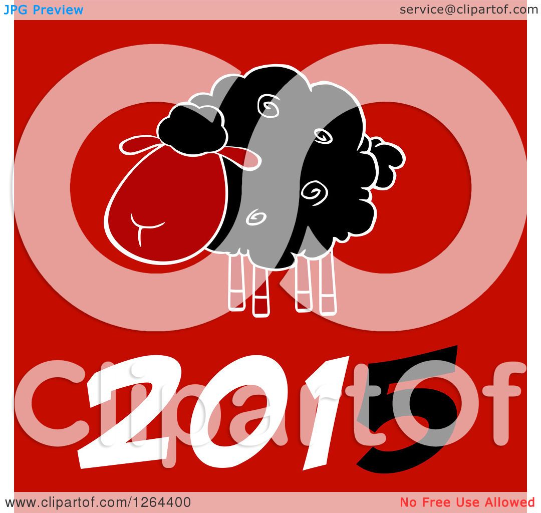 Free coloring pages chinese zodiac - 2015 Sheep Chinese Zodiac Design Royalty Free Vector Illustration Ants Coloring Pages